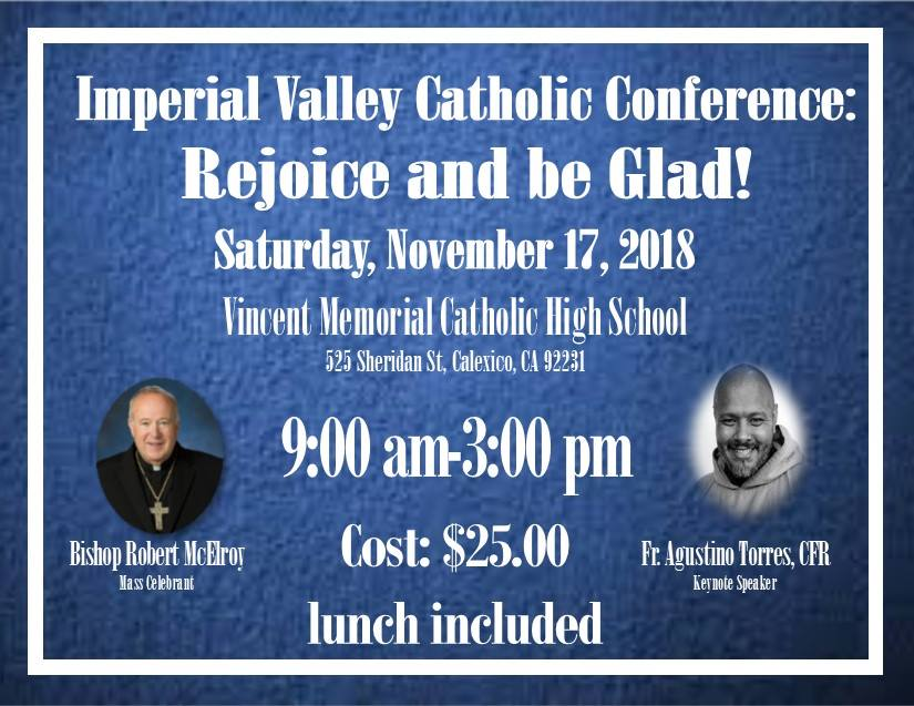 Imperial Valley Catholic Conference 2018