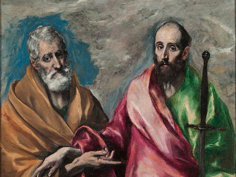Evangelizing with the Saints