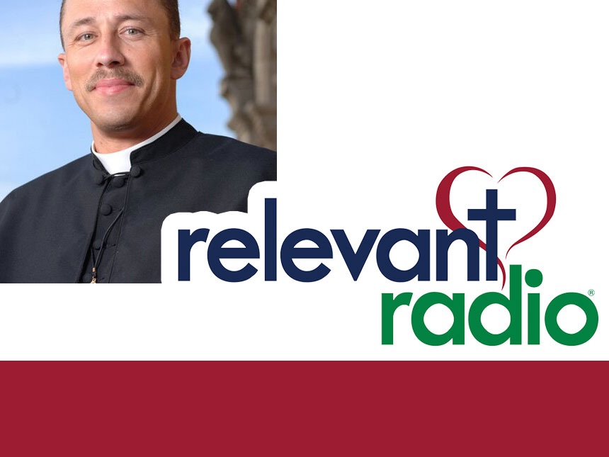 Fr. Tony Ricard is coming to San Diego! Thank you to Relevant Radio for your support! Click below to listen.