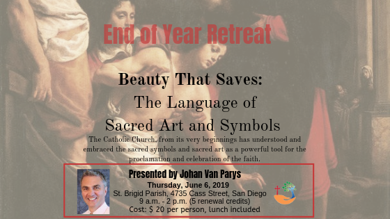 Beauty that Saves: The Language of Sacred Art and Symbols