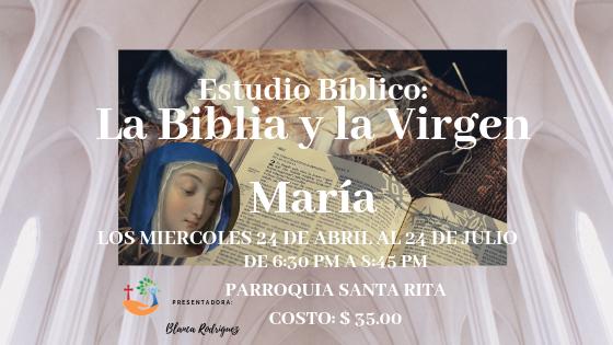 Estudio Bíblico: La Biblia y La Virgen María