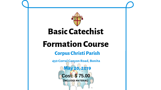Basic Catechist Formation Course