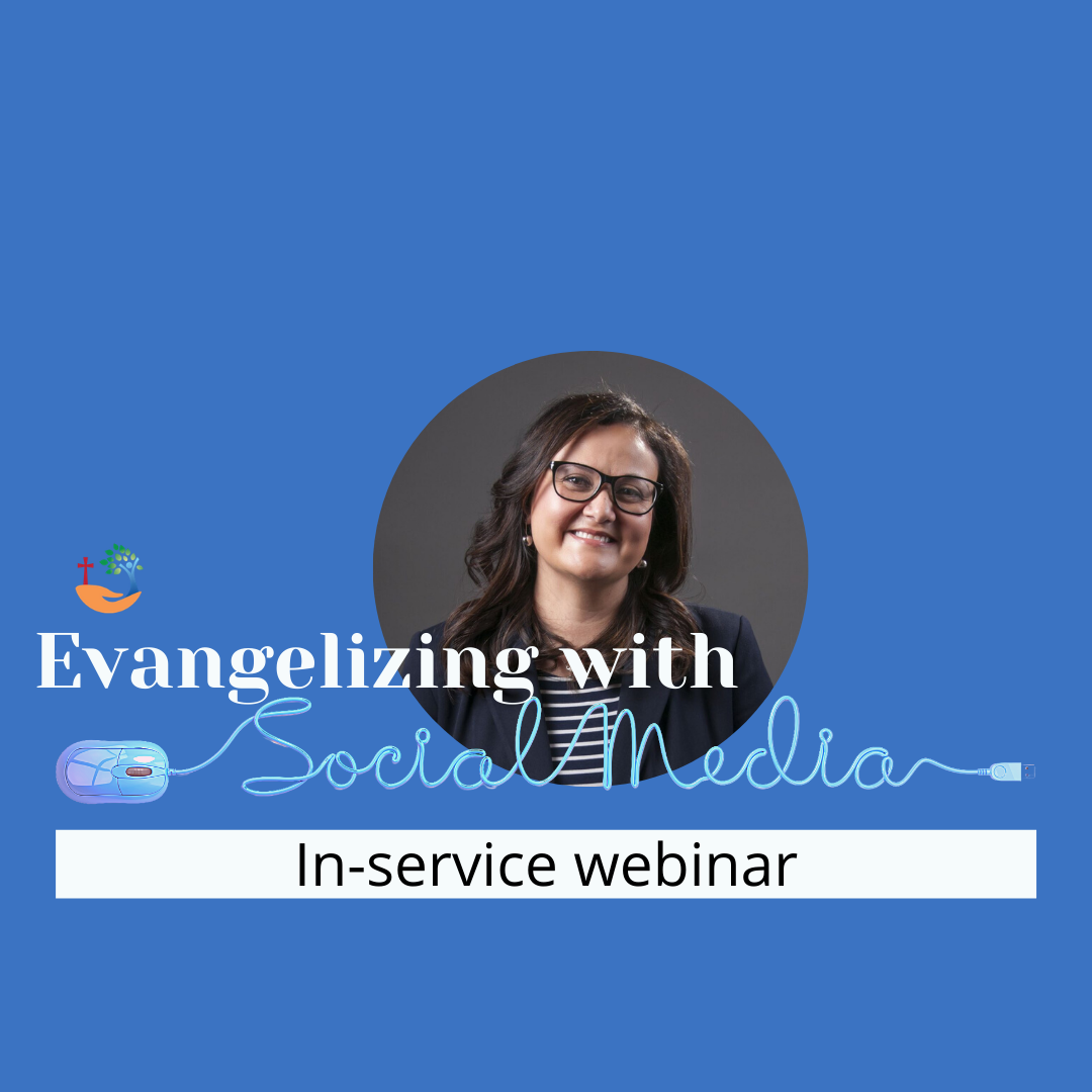Evangelizing with Social Media (In-service for parish catechetical ministers)