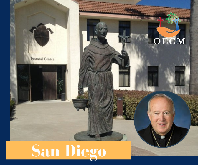 Misa de Envío Bilingüe- San Diego