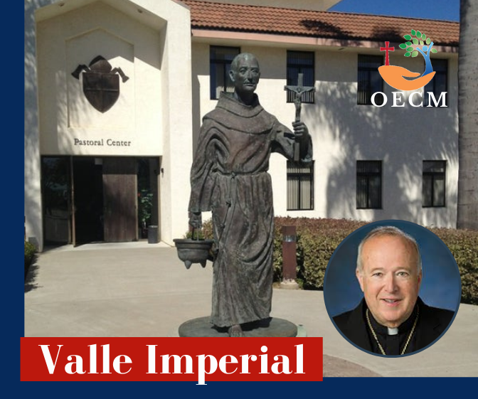 Misa de Envío Bilingüe- Valle Imperial