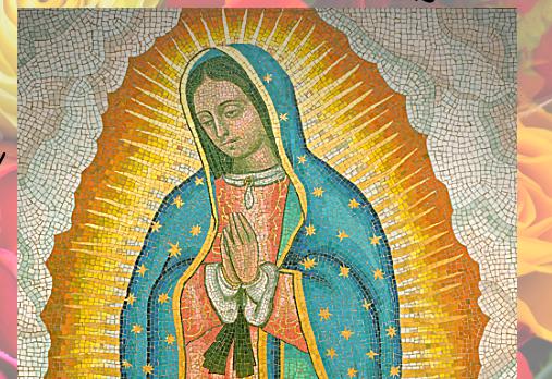 Valle Imperial Celebración Virtual de Adviento: Nuestra Señora de Guadalupe