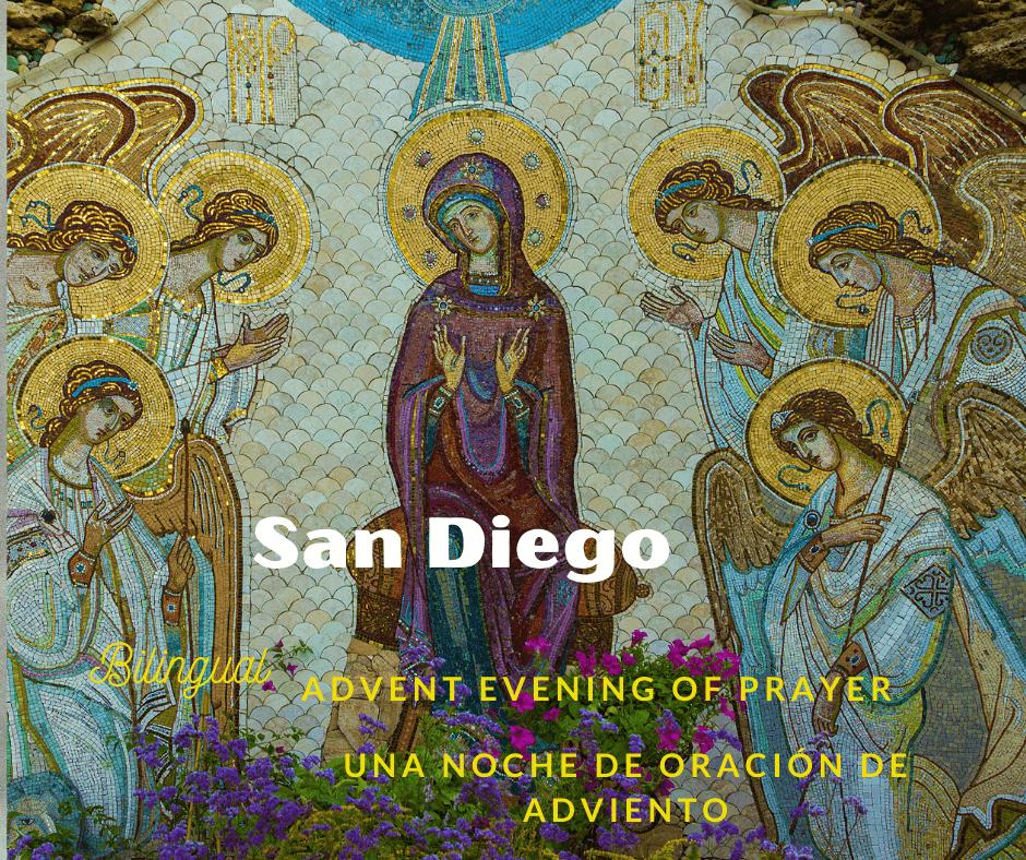 Bilingual Advent Evening of Prayer