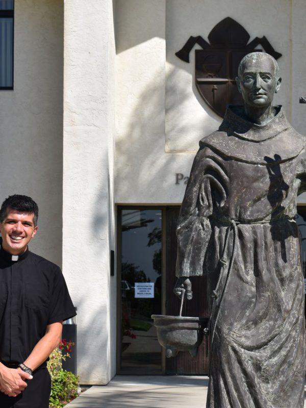 Meet Anthony Jiménez! New Seminarian Intern
