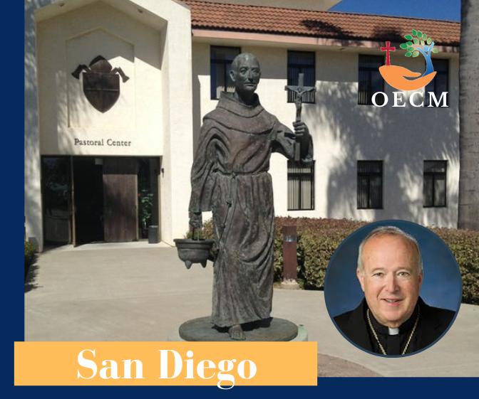 Bilingual Commissioning Mass - San Diego