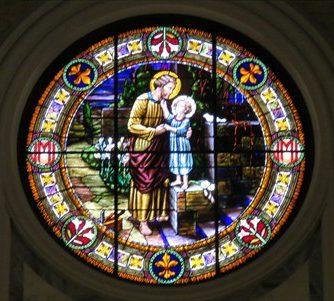 Con Corazón de Padre! Reflexión Cuaresmal en San José con Obispo Bejarano