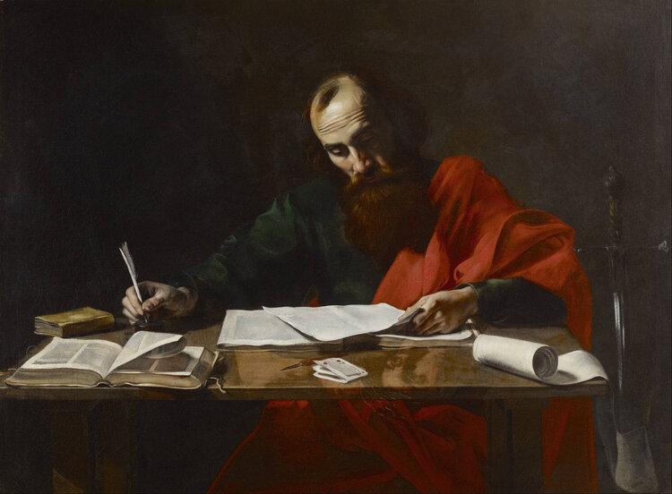 "Logo Bible Study: St. Paul the Apostle, the ""Early Epistles"""